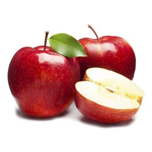 fresh red  delicious starking apples - red
