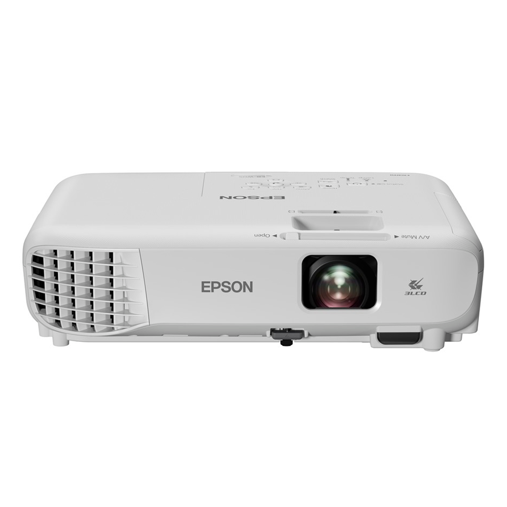 epson projector v11h838040 eb-s05 3200 lm svga