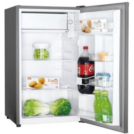 nasco 84l table top fridge (df1-11s) silver