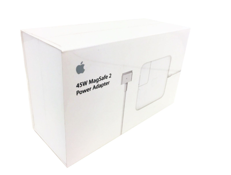 original apple 45w magsafe 2 power adapter for macbook air