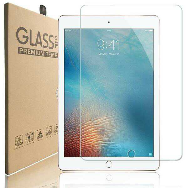 apple ipad pro 12.9 tempered glass screen protector