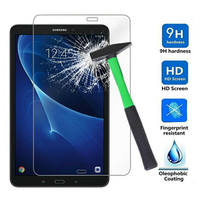 samsung galaxy tab a 2016 tempered glass screen protector t280/t285