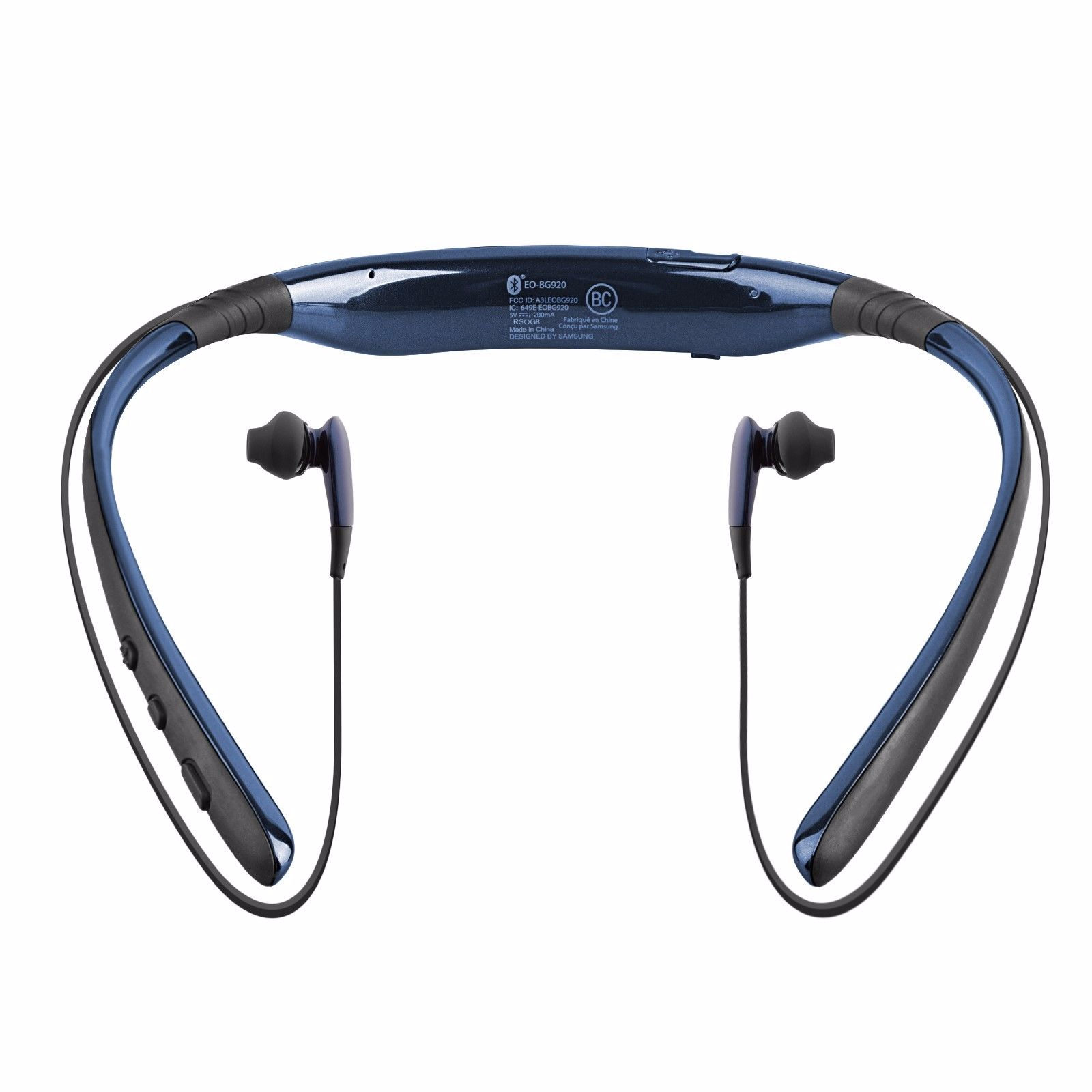 samsung level u bluetooth wireless in-ear headphones with microphone