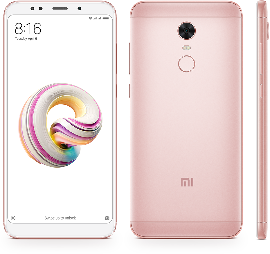 redmi 5 plus  32 gb