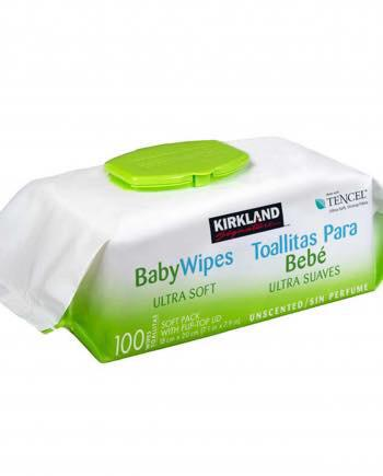 baby wipes - ultra soft
