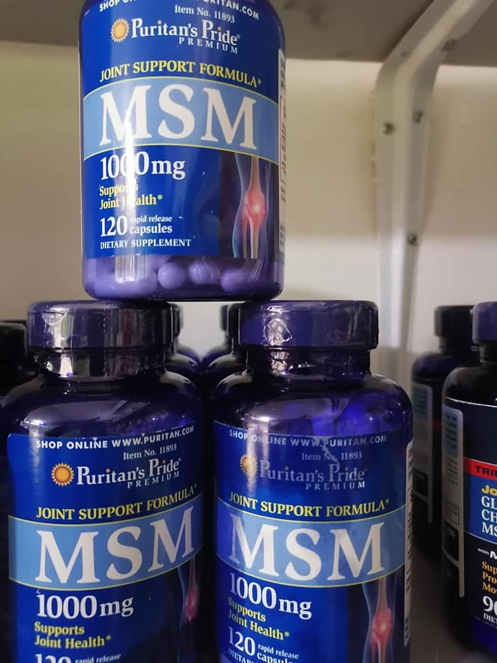 msm joint support formula