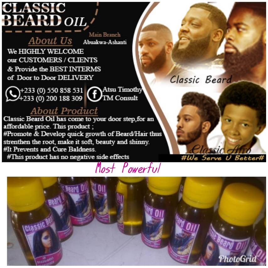 beard growth products store