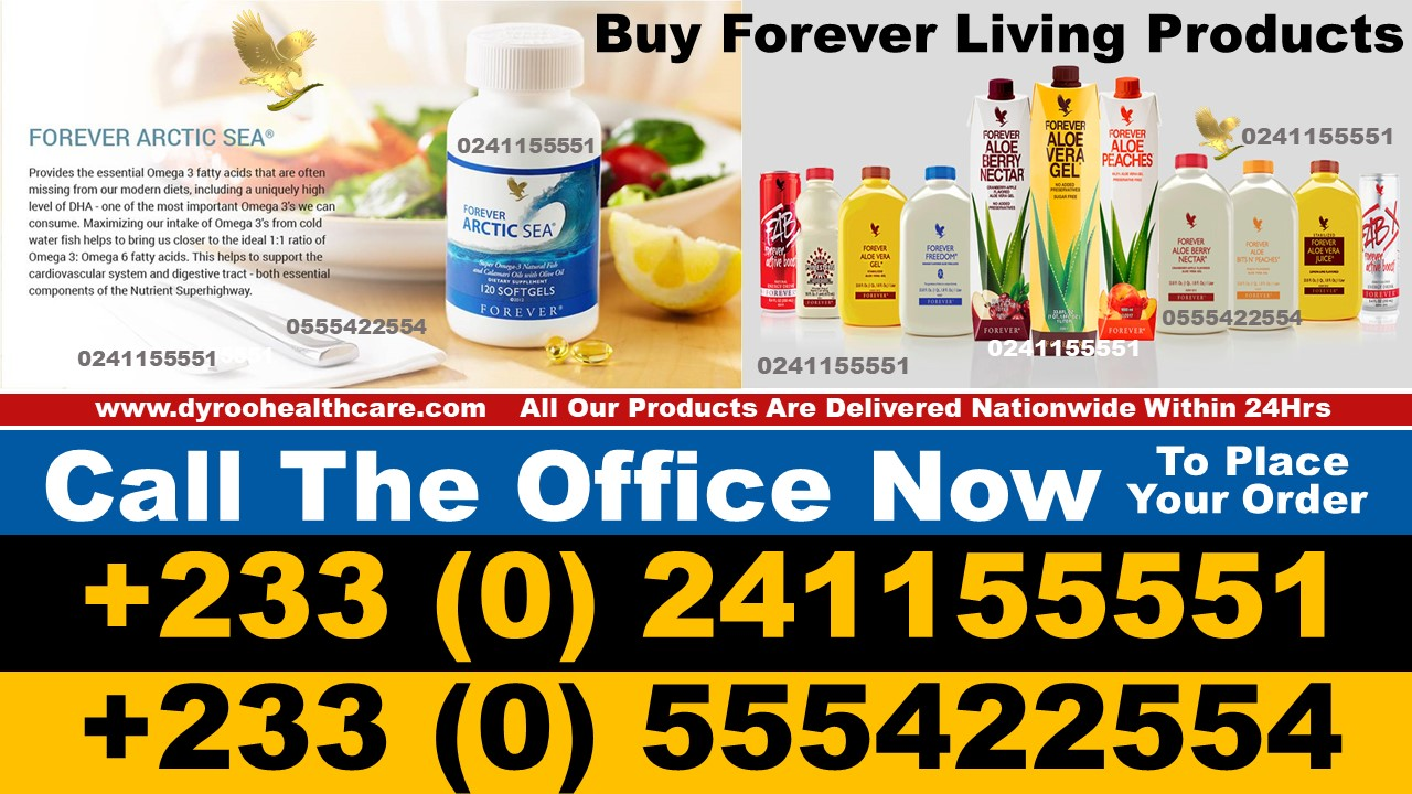 dyroo healthcare (forever products)